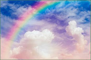Rainbow Card Readings
